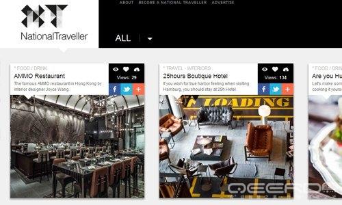 网站设计秘诀:能吸引访客的网站首页设计